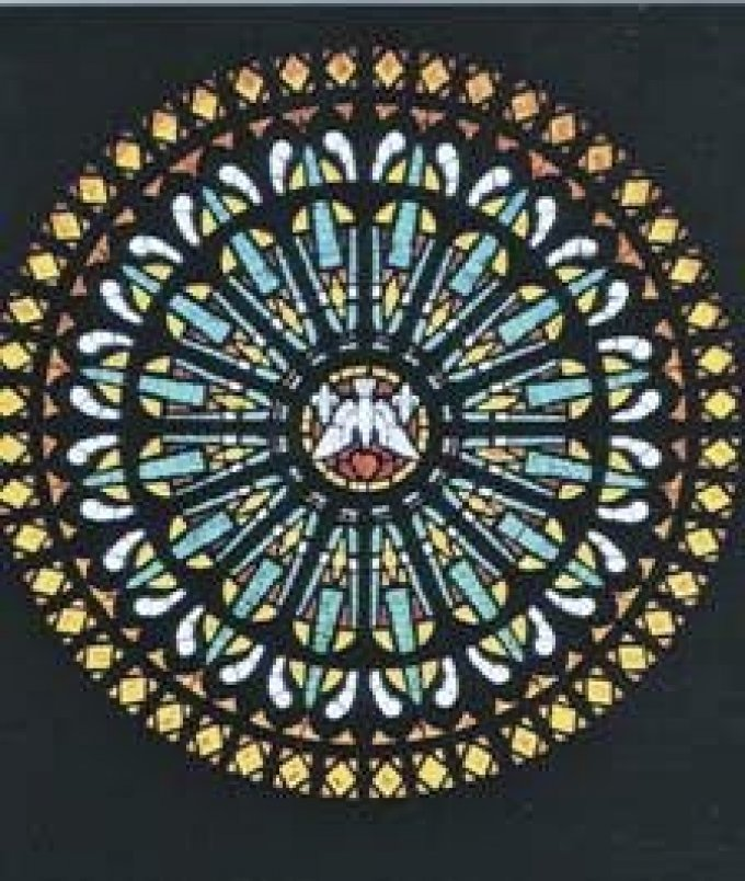 Saint Joseph, qui avez été rempli en abondance des dons du Saint-Esprit