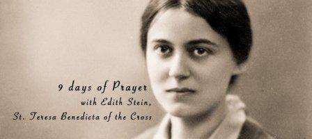 Nine days of Prayer with Edith Stein