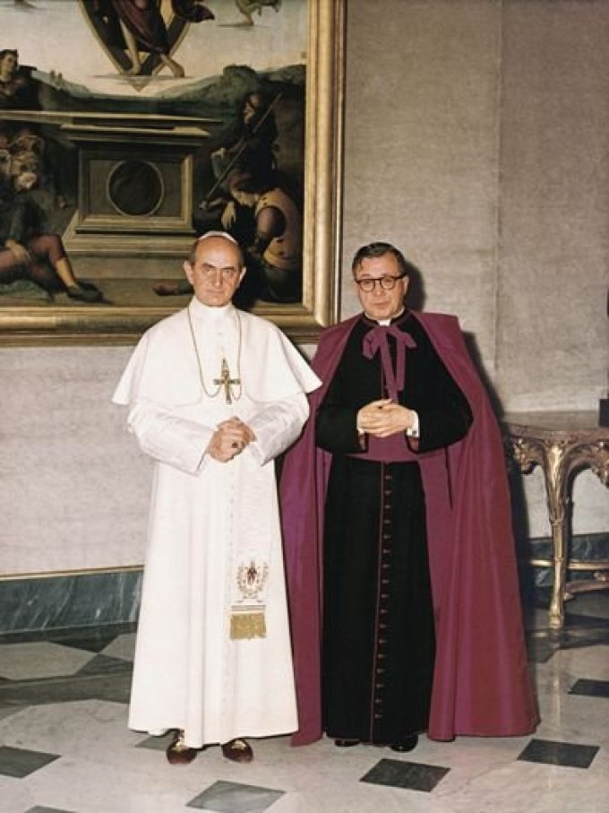 """Day 3: The Opus Dei - Homily """"Freedom, a gift from God"""" (3rd excerpt)"""