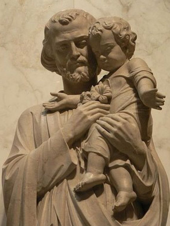 23 août:  Ô Bienheureux Saint Joseph