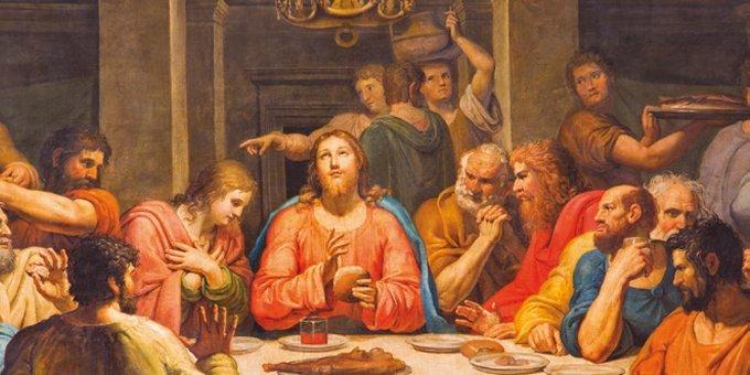 Jour 5 - Cœur abandonné par Pierre, trahi par Judas