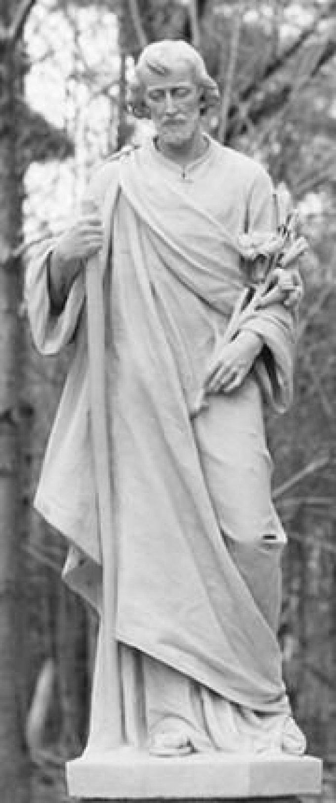 Saint Joseph, très fidèle, priez pour nous