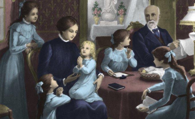 Jour 2 : la vie familiale