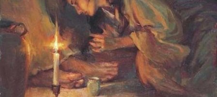 Novena to Saint Mary Magdalene to love Jesus