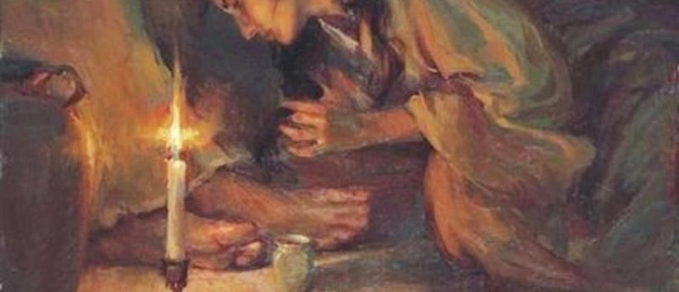 Novena to Saint Mary Magdalene to love Jesus