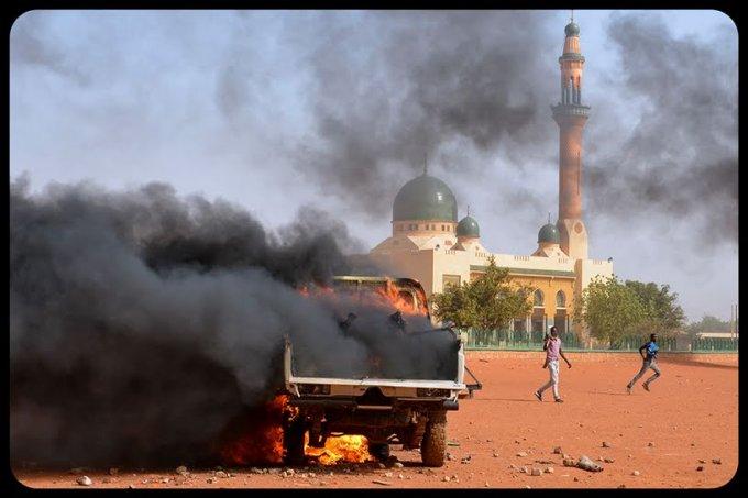Le Niger, théâtre d'une vague de violence: les chrétiens placés sous protection militaire