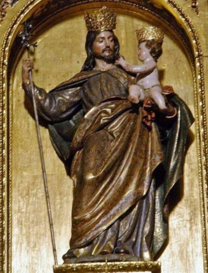 Saint Joseph, très sublime contemplatif, priez pour nous