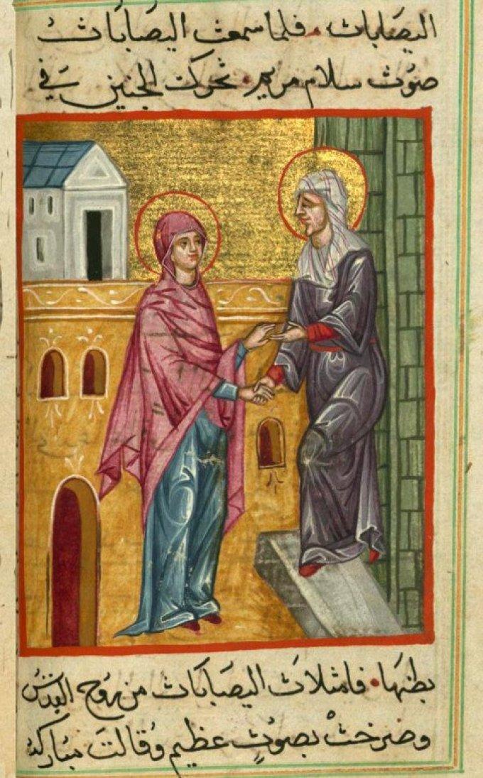 Confions à Marie les femmes du Proche et du Moyen-Orient