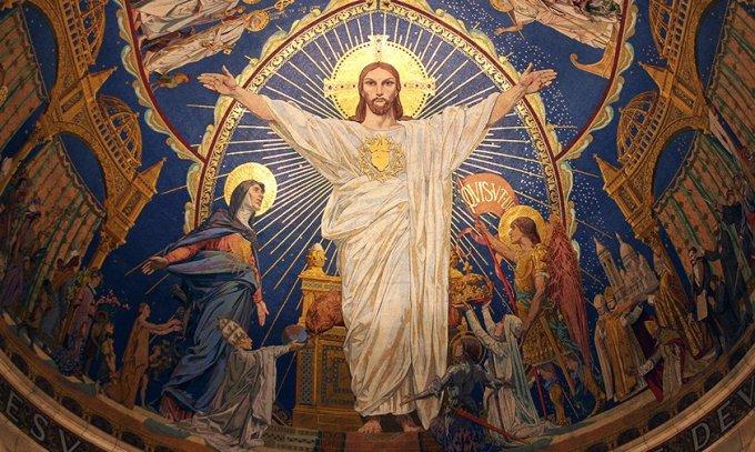 Samedi 9 juin : Prière proposée par Mgr Jean Laverton