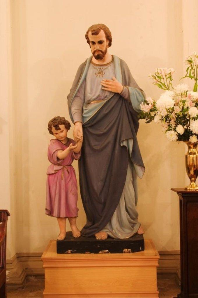 Saint Joseph, déclaré homme juste par le Saint Esprit, priez pour nous
