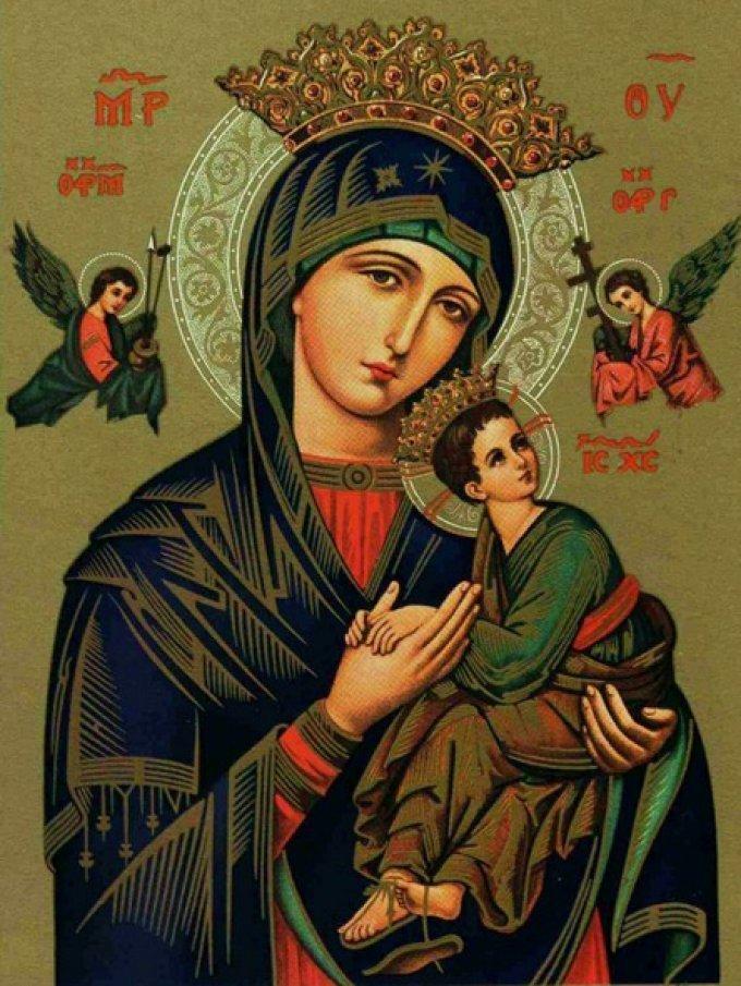 J 1 - Considérations sur le titre de Notre-Dame du Perpétuel Secours