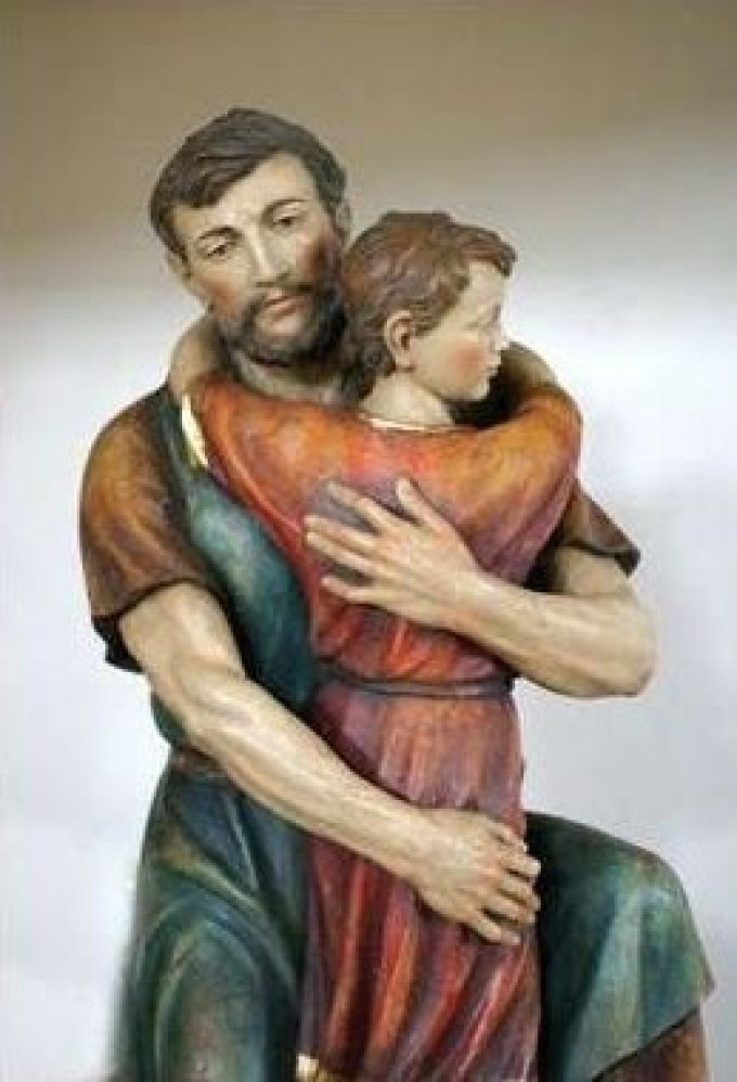 Saint Joseph, priez pour les Pères de famille