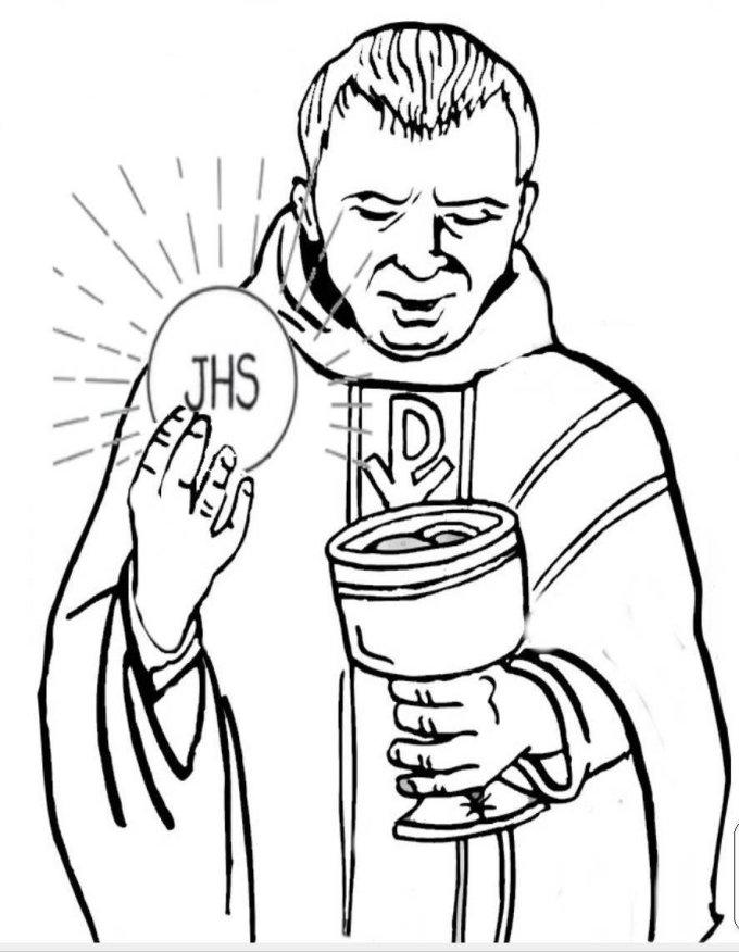 Sauver une âme sacerdotale, c'est sauver un grand nombre d'âmes