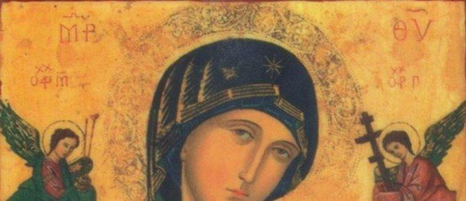 Historia del ícono de Nuestra Señora del Perpetuo Socorro