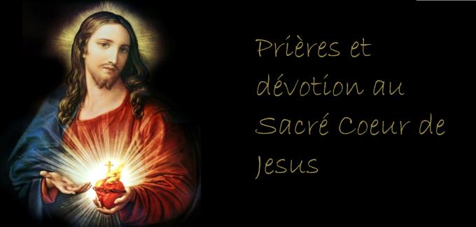 Prière au Sacré Coeur de Saint Jean Eudes