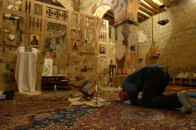 Prière pour la Syrie de Jean Paul II