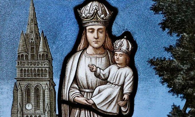Samedi 30 juin : Prière proposée par Marie-Dominique Manaud