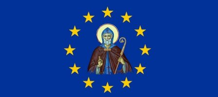 Neuvaine à Saint Benoît pour l'Europe