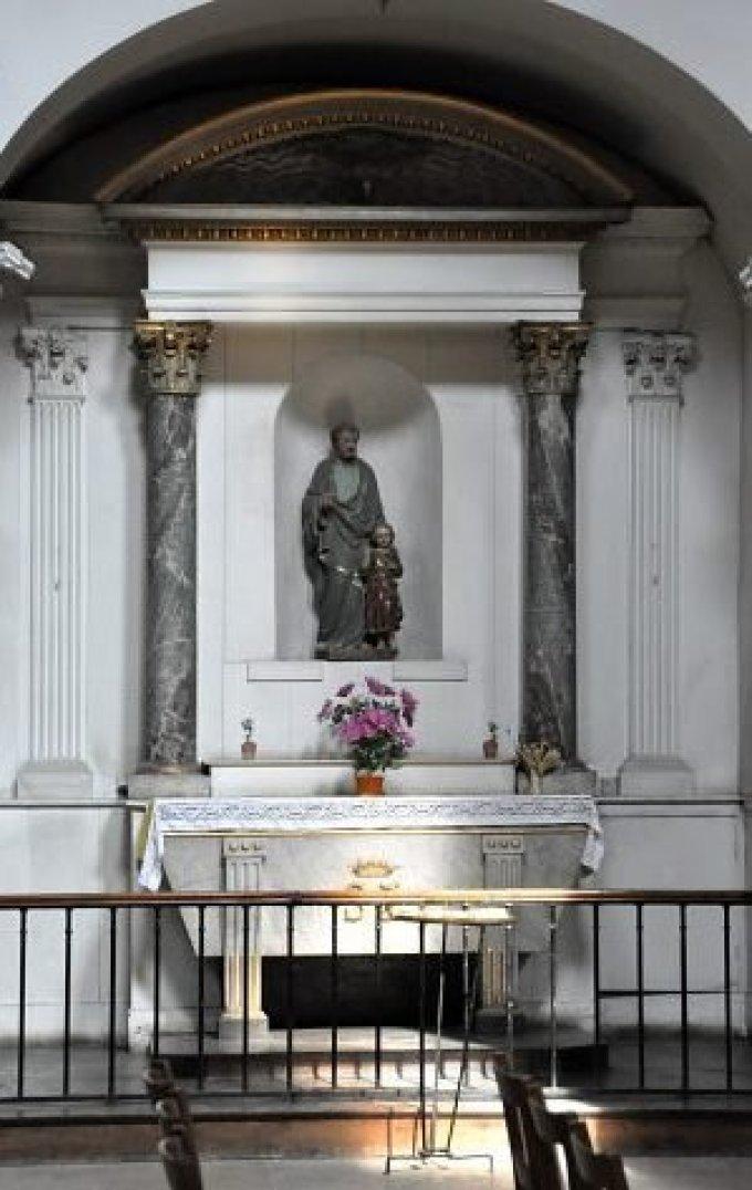 Saint Joseph, qui avez entendu le concert des anges, priez pour nous