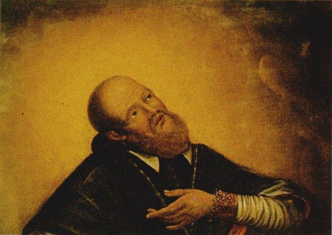 St François reçut de Dieu l'inspiration de créer l'Ordre de la Visitation