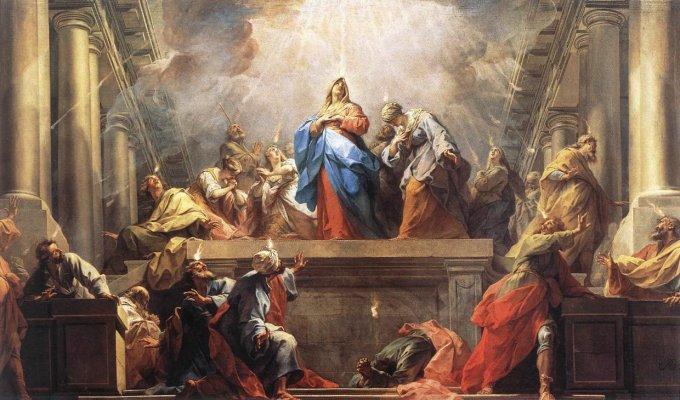 Jour 2 : Prier avec Marie au cœur de l'Eglise