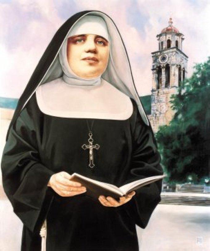 Le 9 juillet : Bienheureuse Marija de Jésus Crucifié Petković