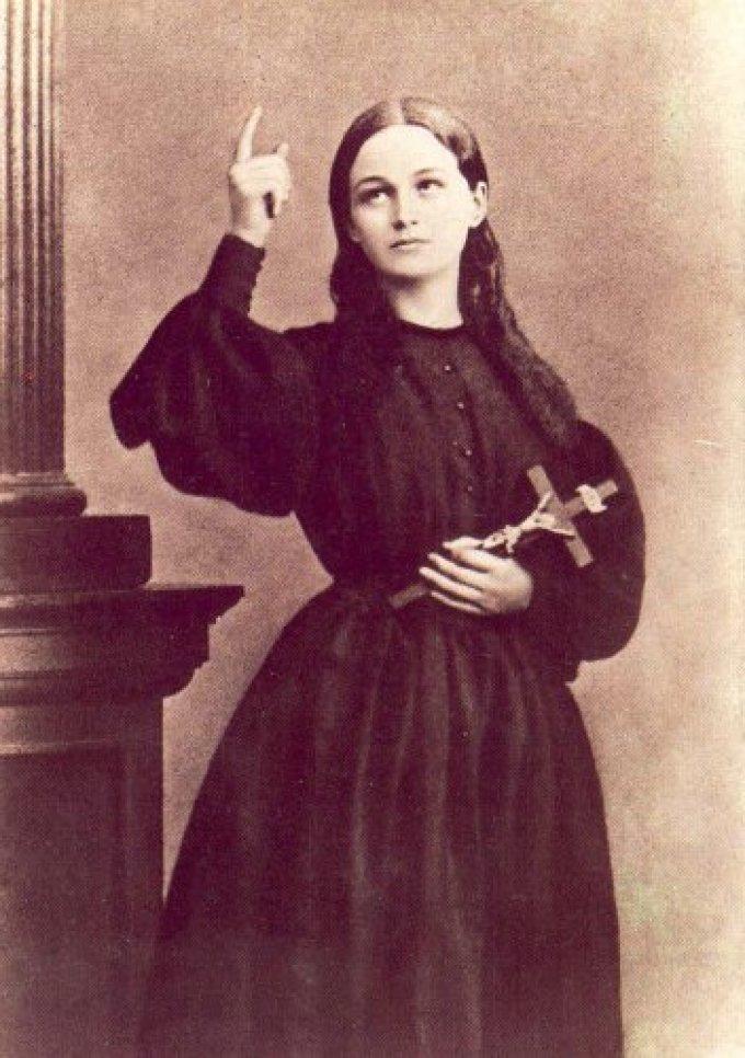 Le 13 juillet : Sainte Clélia