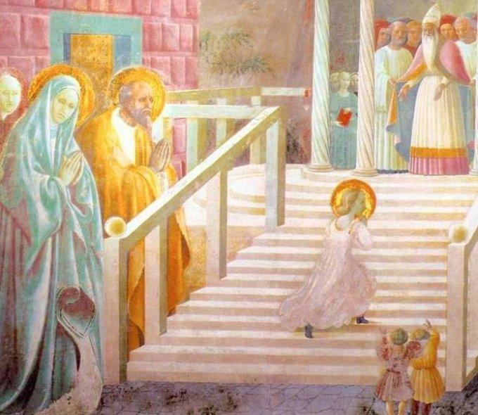 Noveno día: Consagrados | vocaciones