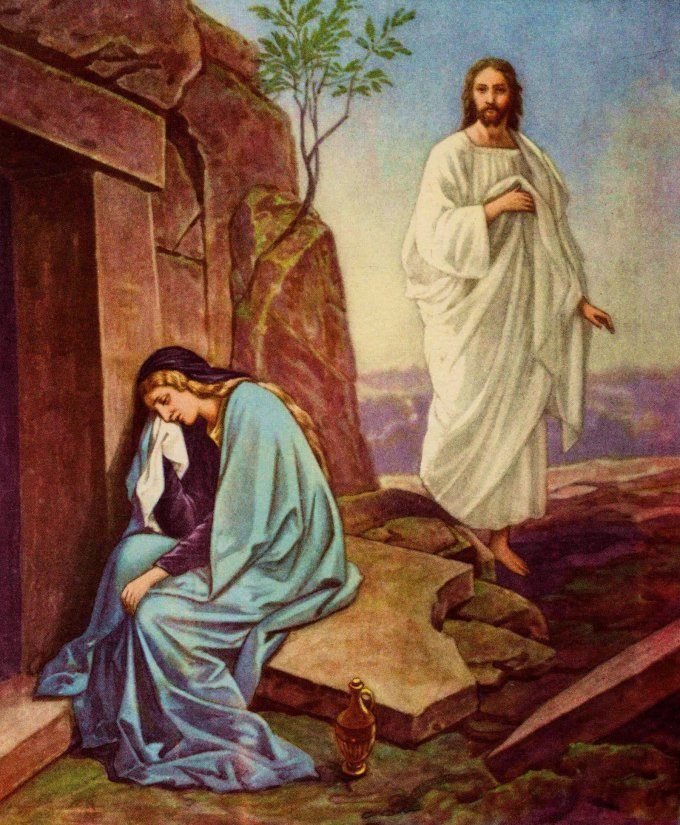 Day Eight - The Resurrection of Christ