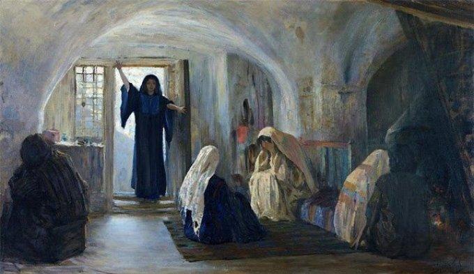 Day Nine - The Apostle to the Apostles