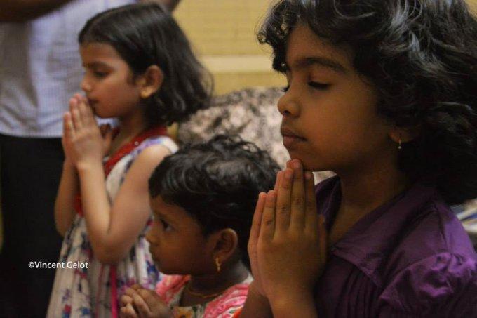 Prière de la famille