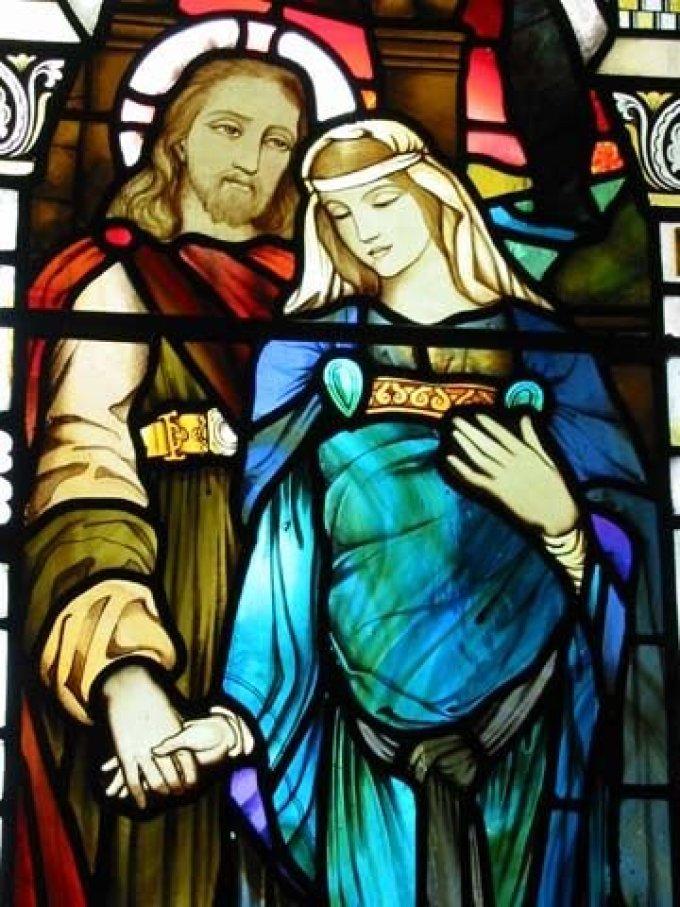 Saint Joseph, image parfaite de la vie intérieure, priez pour nous