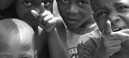 Prions pour Les enfants de Côte d'ivoire