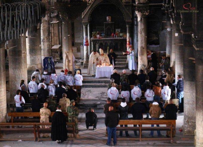 Day Nine - Saint Charbel and the Eucharist - His last mass