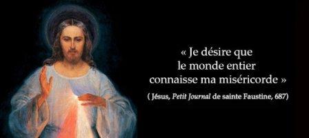 Neuvaine à la Miséricorde Divine: servir le Christ