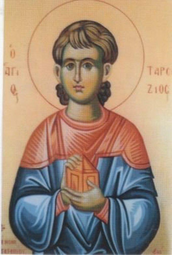 Le 15 août : Saint Tarcicius
