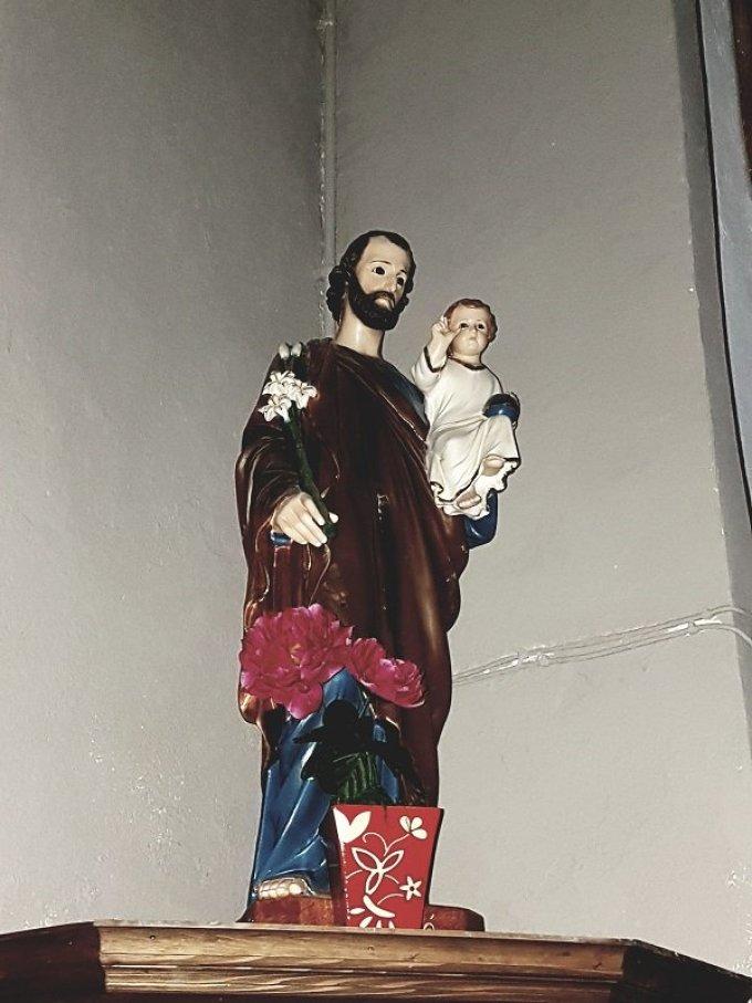 Saint Joseph, nourricier du Verbe incarné, priez pour nous