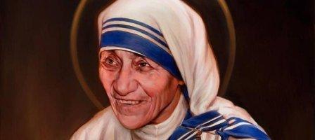 Com Madre Teresa, confie nosso semestre ao Senhor