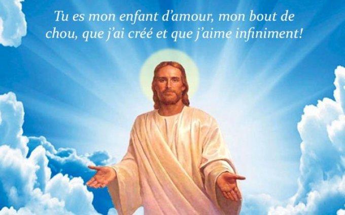 JESUS REJOINT TOUTE PERSONNE EN SOUFFRANCE