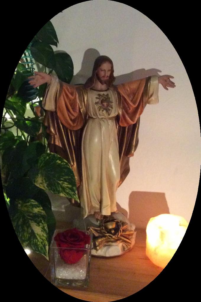 Le voile de l'Humanité du Christ