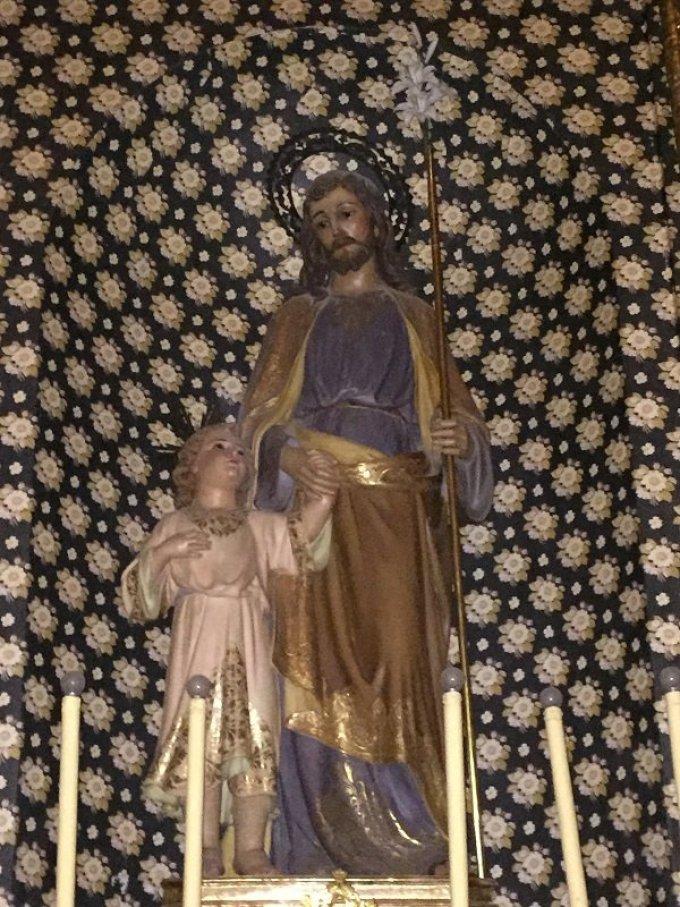 Saint Joseph, très cher à Jésus et à sa Mère, priez pour nous