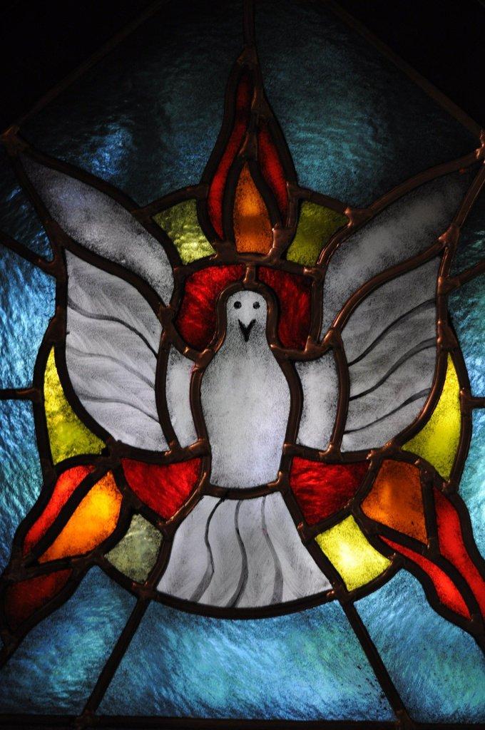 Souffle de l'Esprit Saint sur notre temps