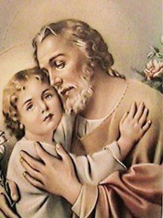 Saint Joseph, Lumière des patriarches, priez pour nous.