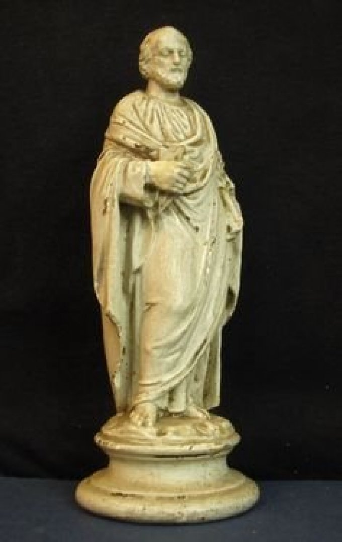 Saint Joseph, qui avez été affermi en grâces, priez pour nous