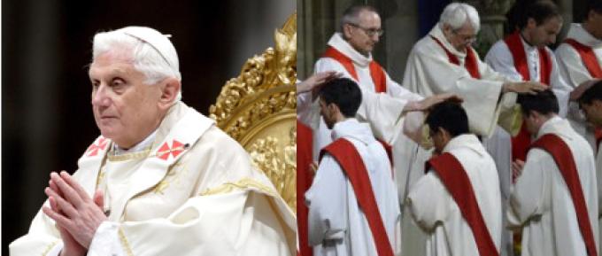 Neuvaine pour les vocations (suite)