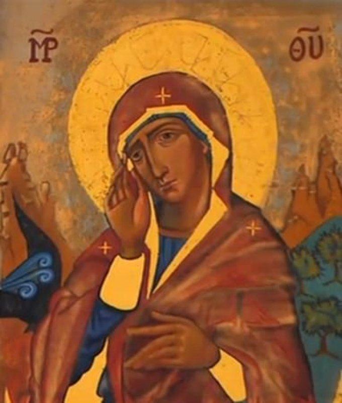 Prière à Notre Dame qui fait tomber les murs