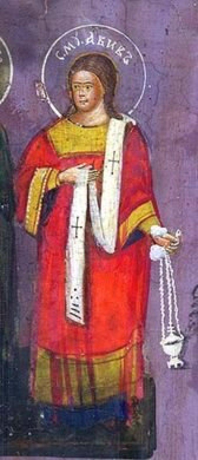Le 2 septembre : Saint Habib
