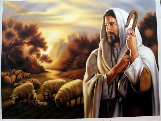 Nous allons étudier L'évangile selon st Jean.