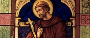 St Francis of Assisi - Make me an instrument of His peace!
