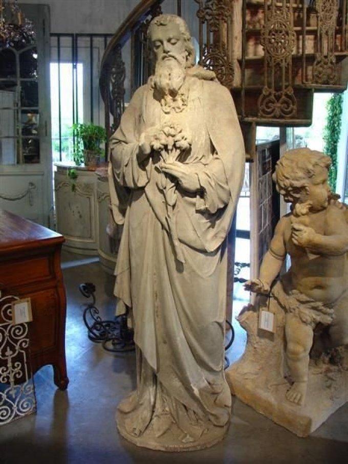 Saint Joseph, comblé de bénédictions ineffables, priez pour nous